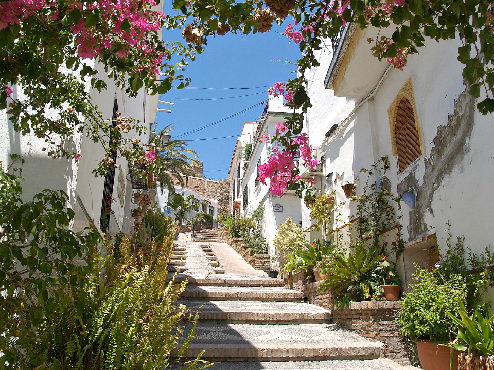 andalucia streets