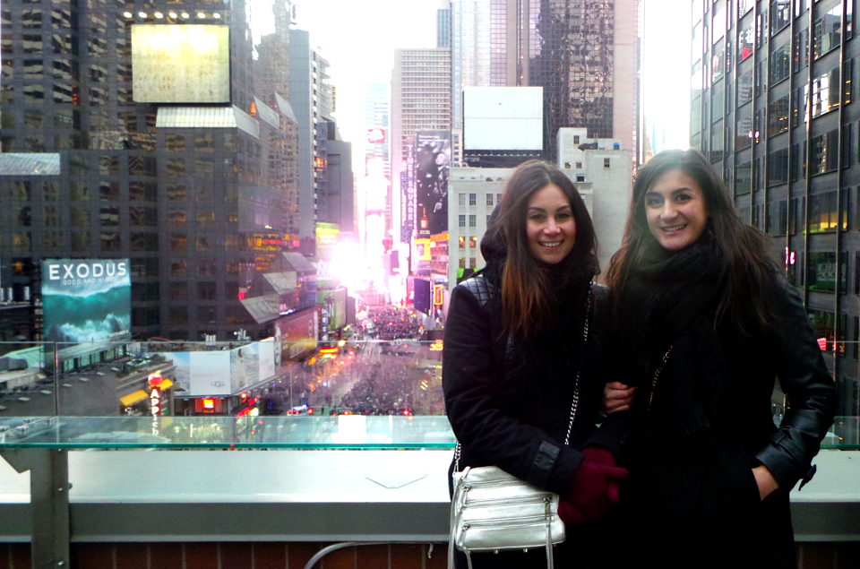 New Years Eve in New York City!