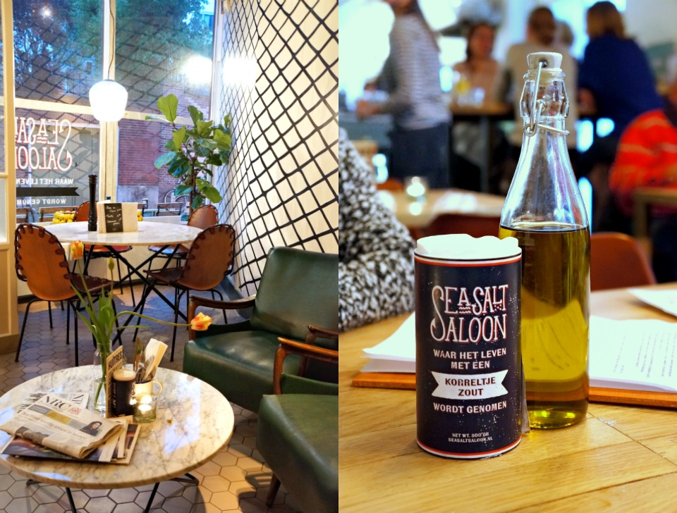 Hotspot Sea Salt Saloon in Utrecht